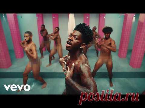 Скачать клип Lil Nas X, Jack Harlow - INDUSTRY BABY бесплатно