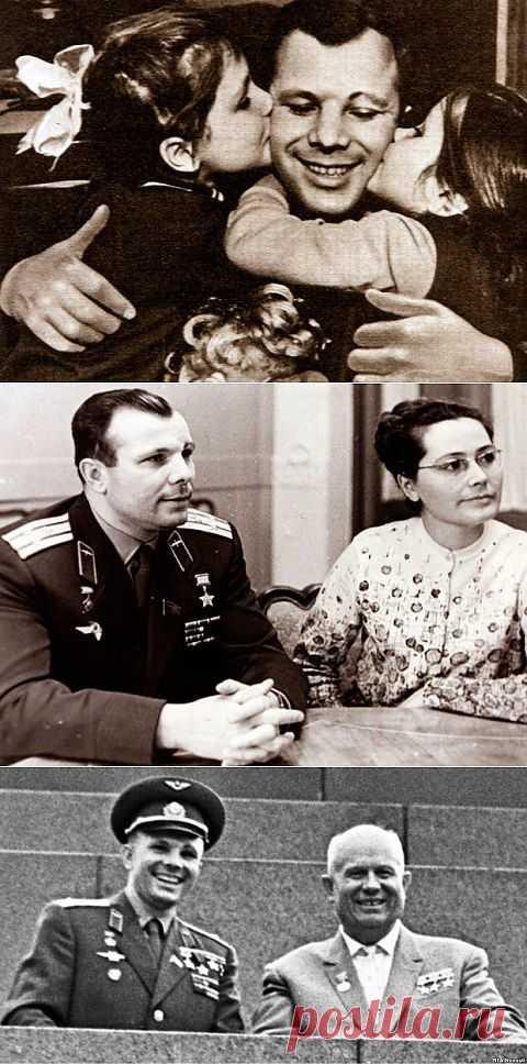 (+1) - Первый космонавт планеты. Подлинная хроника исторического полета Гагарина | Дети перестройки