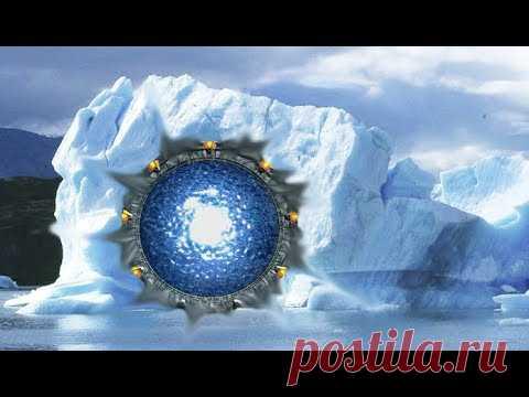 Полярники покрылись испариной! В Антарктиде обнаружены Врата Времени! Японец попал в будущее