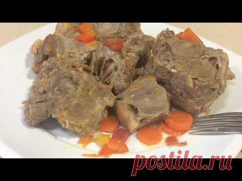 Мясо тающее во рту. Если вы это еще не пробовали то много потеряли!!!!