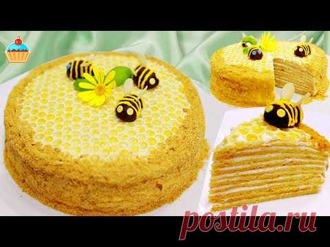 MEDOVIK cake - well, very tasty!