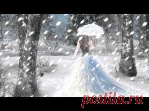 Cнежный  вальс#Авторская песня - YouTube