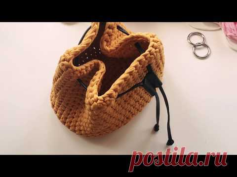 подклад к трикотажной сумке торбе сумка торба подклад к вязаной