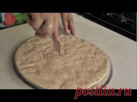 Катлама: бездрожжевые лепешки - рецепт с фото
