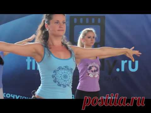 PILATES and YOGA for beginners the LESSON 5 with Firsova Ekaterina!