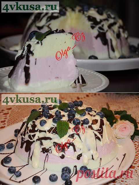 Разноцветная желейная пенка | 4vkusa.ru