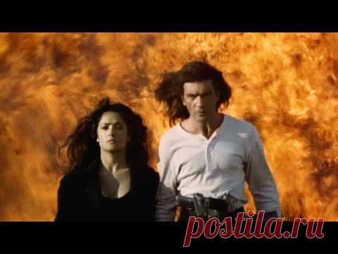 Los Lobos & Antonio Banderas - Cancion Del Mariachi (Official Video)