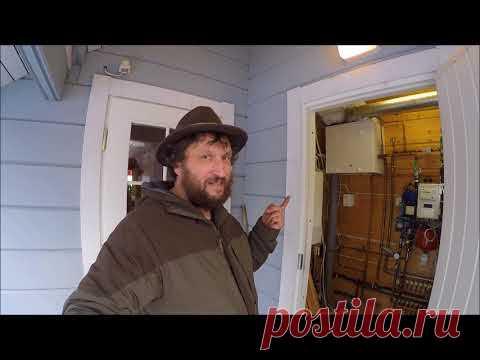 Отопление по-фински применяем в России.