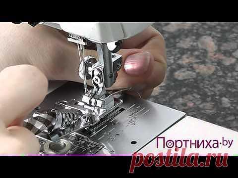 Инструкции к лапкам для швейных машин.