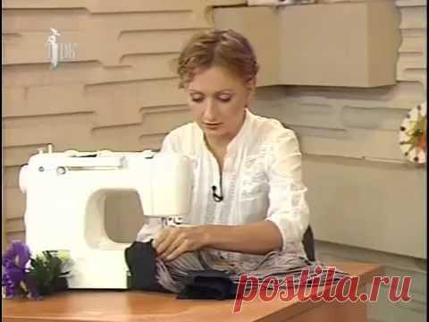▶ Как сшить юбку за 15 минут! - YouTube