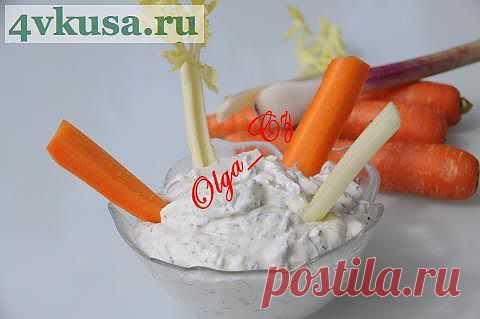 Дипы (соусы) для закусок (и перекусок):) | 4vkusa.ru