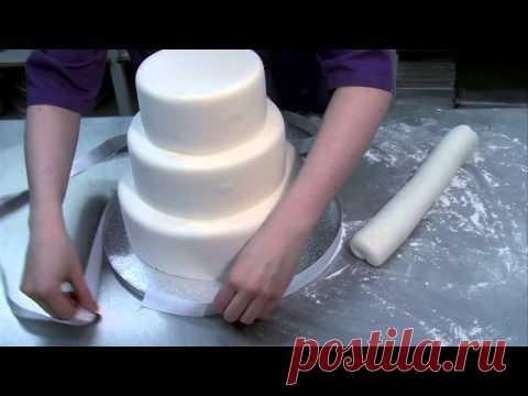 Очень простой рецепт свадебного торта