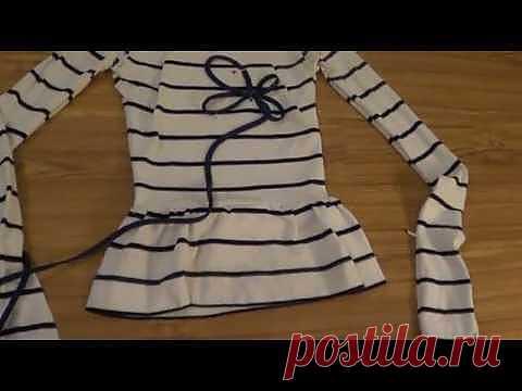 Смена размера (Diy) / Для детей / Модный сайт о стильной переделке одежды и интерьера