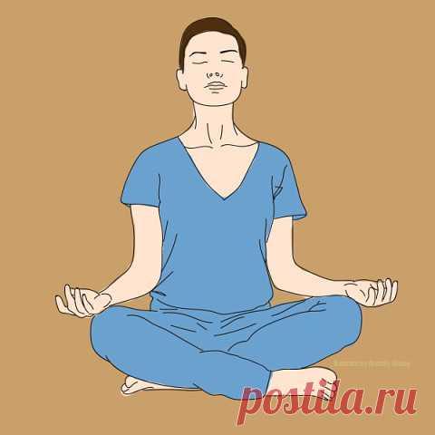 Она делала это упражнение всего 1 раз в 2 дня. Спина перестала болеть сразу же!  Если тебя мучает острая боль в спине и шее, имеются проблемы с давлением и ты часто просыпаешься во сне, эти упражнения — то, что надо! Данный комплекс составлен из простейших поз йоги для начинающих.   Уже после третьей тренировки по этой схеме ты почувствуешь, как тело стало послушным, а мышцы окрепли. Ты станешь крепче спать и лучше восстанавливаться во время сна, голова прояснится, станет ...