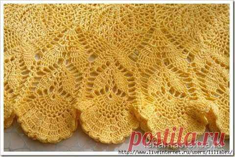 169ae6251 Katia Ribeiro Moda & Decoração Handmade: Vestido em Crochê Amarelo com  Gráficos