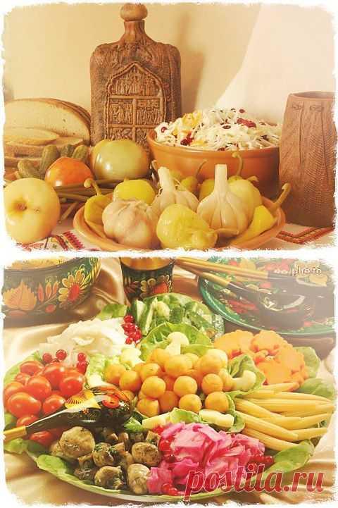 Самый полезный способ заготовки овощей - квашение.