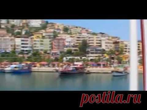 Алания-Alanya. Путешествие в Турцию