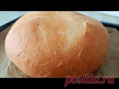 La gitana prepara el pan casero. El pan magro. El pan. Gipsy cuisine.