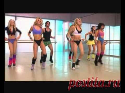 Танцевальная аэробика.Видео. Комплекс упражнений для фитнеса.