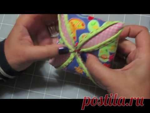 VENTANA DE CATEDRAL PATCHWORK ALFILETERO - YouTube