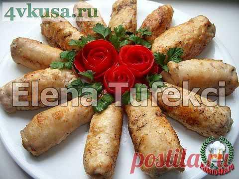 Куриные рулетики «Делюкс» | 4vkusa.ru