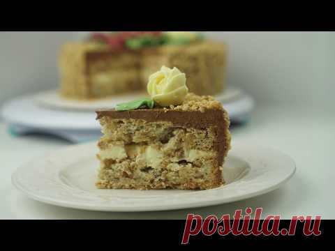 КИЕВСКИЙ ТОРТ ПО ГОСТу/KIEV CAKE RECIPE/MERINGUE CAKE