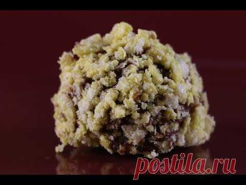 """Нежнейшее Печенье """"Ёжики"""" - сказочное  лакомство в шоколадной глазури и ароматных вафлях!"""