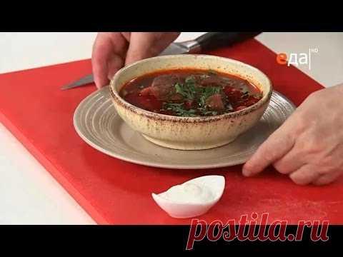 Borsch Belarusian. Belarusian cuisine
