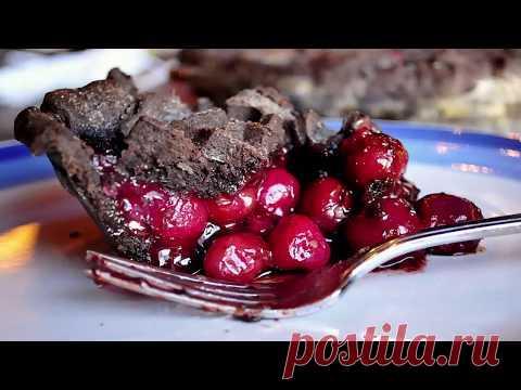 Шоколадный пирог, который покорит всех без исключения, а все из-за...