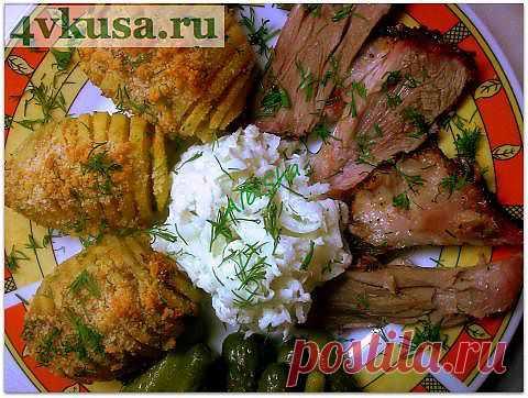 РУЛЬКА И КАРТОШКА-ГАРМОШКА | 4vkusa.ru