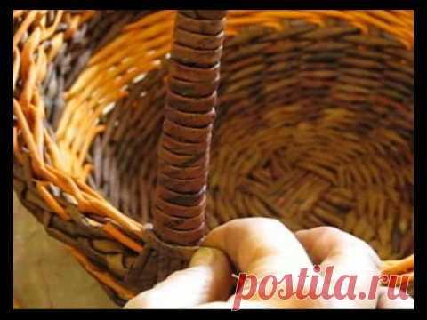 ═► Плетение ручек. Часть 5