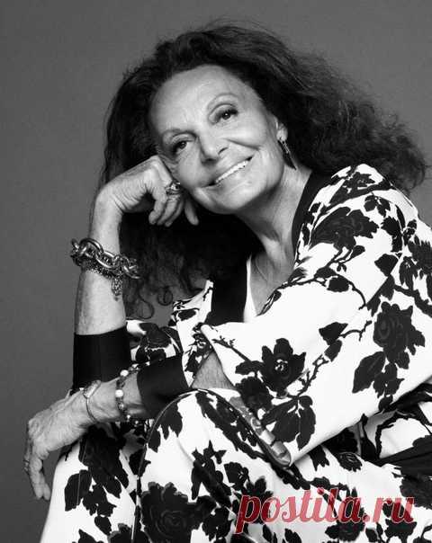 Коллекция Diane von Furstenberg x H&M уже на сайте! Поспешите первыми сделать покупку💋
