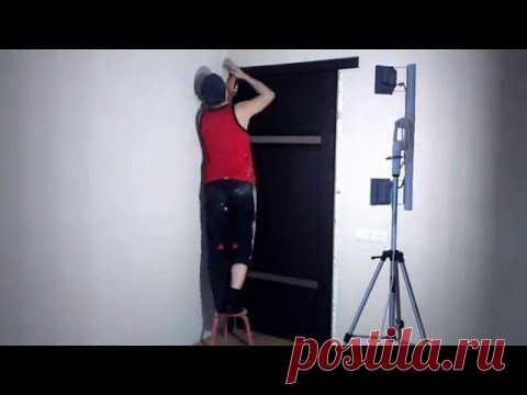 установка дверей (часть 2)