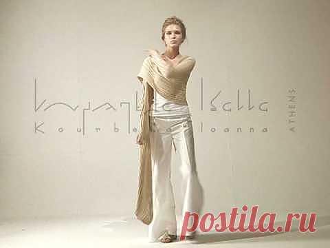 Чудо - шаль -трансформер (видео) / Трансформеры / Модный сайт о стильной переделке одежды и интерьера
