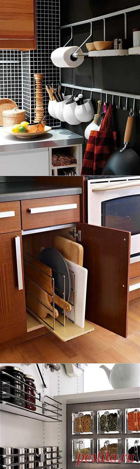 Удобная кухня: практичные идеи.