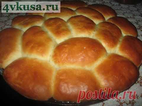пирожки духовые с ягодами | 4vkusa.ru
