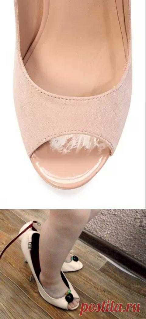 Что делать если туфли жмут (мастер-класс) / Обувь / Модный сайт о стильной переделке одежды и интерьера