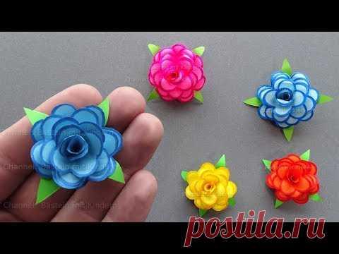 Rosen Basteln Geschenke Selber Machen Muttertag