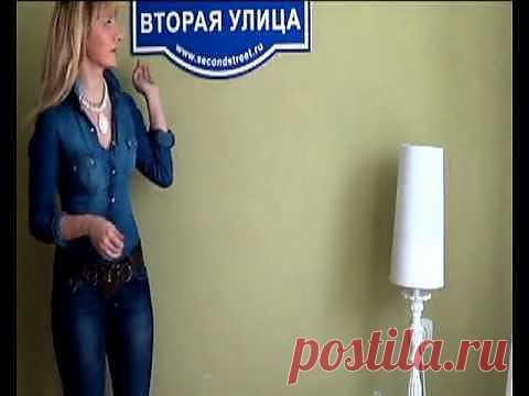 Необычные потертости на джинсах (видео мастер-класс) / Переделка джинсов / Модный сайт о стильной переделке одежды и интерьера