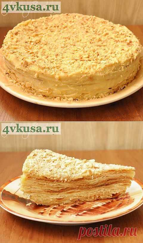 Наполеон   4vkusa.ru