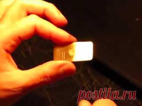 Как определить золото или не золото! Легкий тест. How to determine the gold or not gold light test - YouTube
