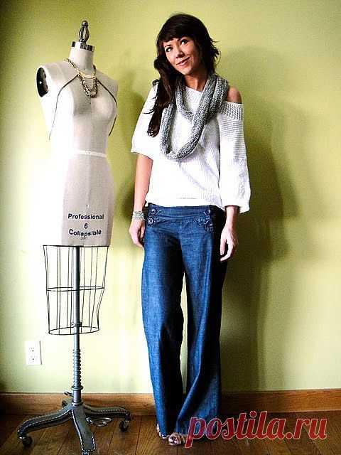 looks / Ваш стиль / Модный сайт о стильной переделке одежды и интерьера