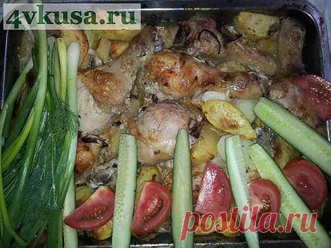 Ужин холостяка | 4vkusa.ru