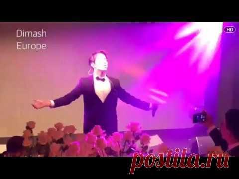 Полное видео выступления Димаша на Global Gift Gala !! All by myself !!