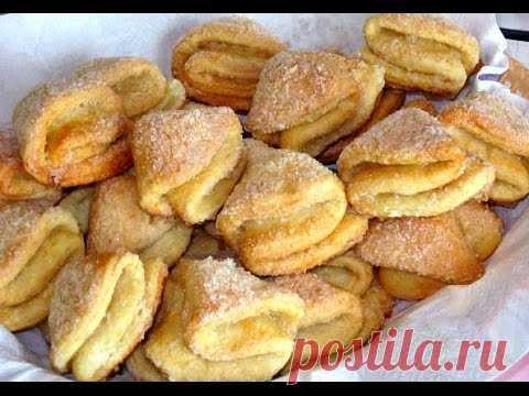 ¡Las galletas los triángulos caseosos!