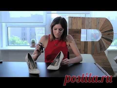 Повтор туфель Bottega Veneta (DIY) / Обувь / Модный сайт о стильной переделке одежды и интерьера
