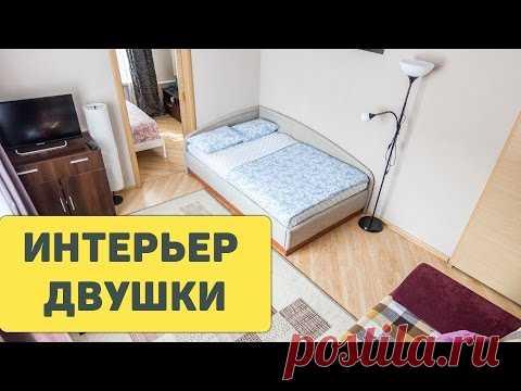 Обзор квартиры в центре Москвы.