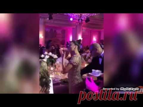 Димаш танцует GLOBAL GIFT GALA Paris