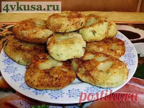 Нежнейшие постные котлетки из капусты | 4vkusa.ru