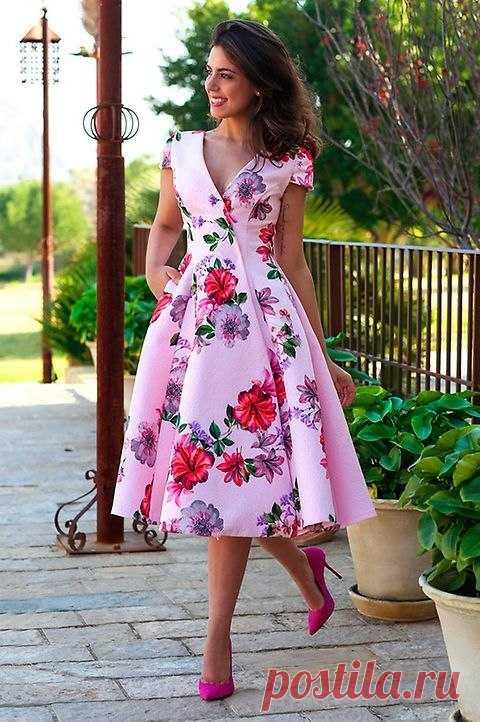 Los vestidos brillantes femeninos. — es a la moda \/ Nemodno